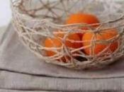 Cómo hacer cesta para fruta
