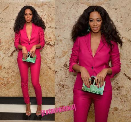 Solange Knowles Gucci