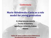 Conferencias sobre Marie Curie