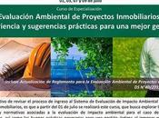 Curso evaluación ambiental proyectos inmobiliarios