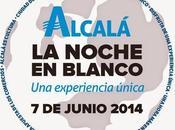 FESTIVAlcalá: tarde-noche mañana Junio celebra Ciudad Alcalá Henares nueva edición Noche Blanco 2mil14... pierdas!!!