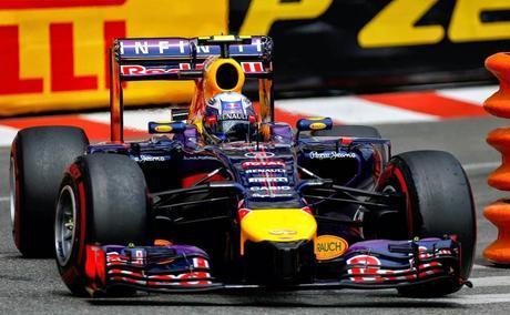 Y los primeros puntos, trás correr en Mónaco
