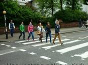 Abbey Road, paso cebra Beatles