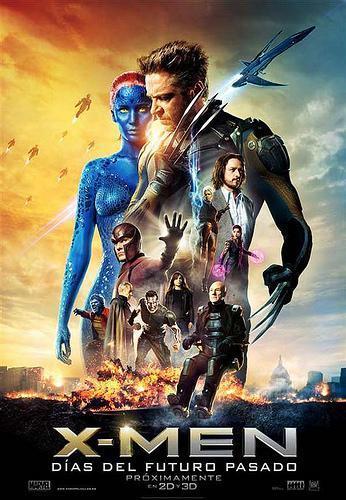X-Men; días del futuro pasado: echando el resto
