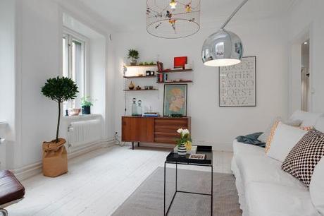Decorando sin miedo a mezclar paperblog for Bandejas decoracion salon