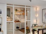 Inspiración espacios pequeños: Vivir loft mini