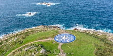 Rosa de los vientos - La Coruña