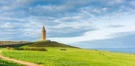 Faro Torre de Hércules La Coruña - Blog de viajes