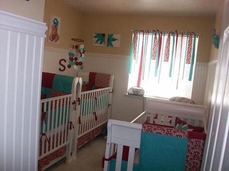 Bellas habitaciones para trillizos - Paperblog