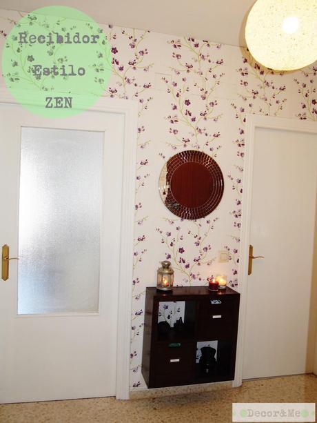 25 aniversario leroy merlin mi recibidor de estilo zen for Leroy merlin decoracion