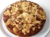 Bizcocho irlandés manzana (Irish apple crumble cake)