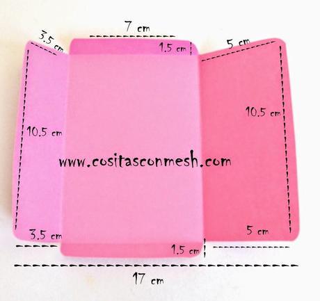 C mo hacer sobres para tarjetas del d a de la madre - Como hacer tarjetas para regalar ...