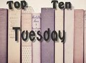 Tuesday: diez mejores libros leídos año.