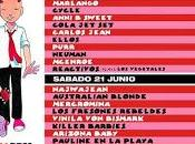 Horarios Música 2014: Stereoparty