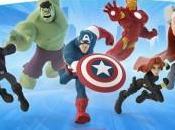 Revelado Starter Pack Disney Infinity: Marvel Super Heroes para