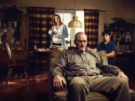 Walter White y familia