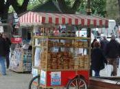 paseo Estambul (II). comida turca.