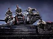 Brad Pitt dirige tanque primer avance (featurette) 'Fury'
