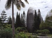 Noumea; Centro Cultural Jean Marie Tjibaou
