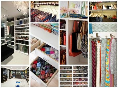 Ideas para organizar el closet winda 7 furniture - Ideas para organizar armarios ...
