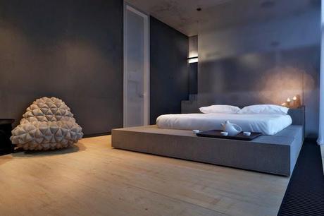 Dormitorios Minimalistas - Paperblog