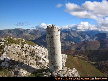Ruta de Montaña en Asturias: Cuyargayos (1.391 m)