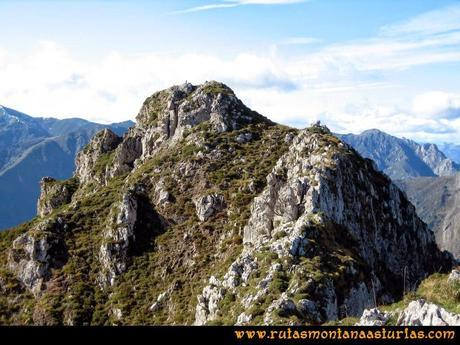 Ruta Cuyargayos: Cresta al Cuyargayos