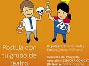 Festival Escolar Teatro Ciencia (Región Metropolitana, Chile)