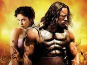 venas Dwayne Johnson punto reventar cara cartel oficial 'Hércules'