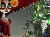 Libro Vida', producción animada Guillermo Toro, suena igual bien tráiler español