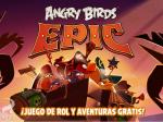 Angry Birds Epic disponible gratuitamente Google Play