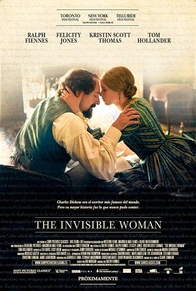 Póster: The Invisible Woman (2013)