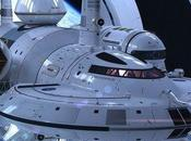 NASA diseña nave espacial real como Star Trek