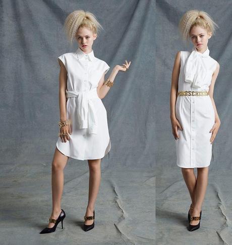 Moschino vestidos camiseros
