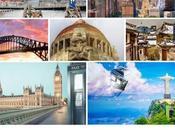 """Agosto 2014, """"Doctor Who: World Tour"""" ciudades"""