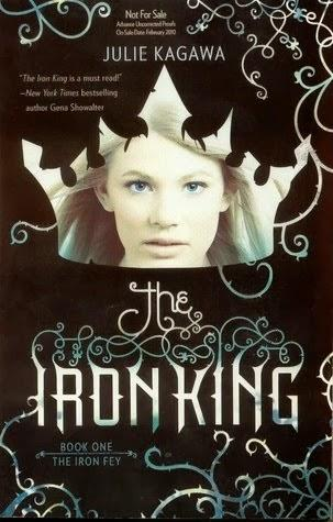 Reseña: The Iron King. El Rey de Hierro - Julie Kagawa