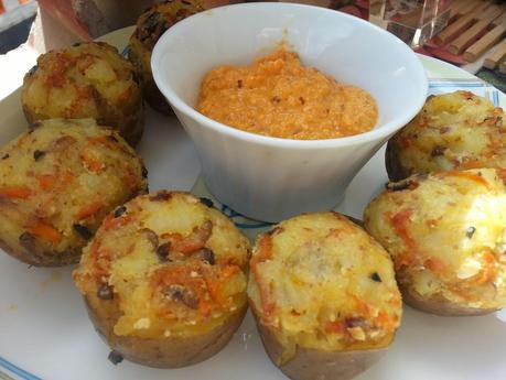 Patatas para invitados de mi libro de cocina vegana de for Cocina para invitados