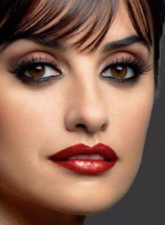 Maquillaje Para Vestido Rojo De Dia Modelos Con Estilo De