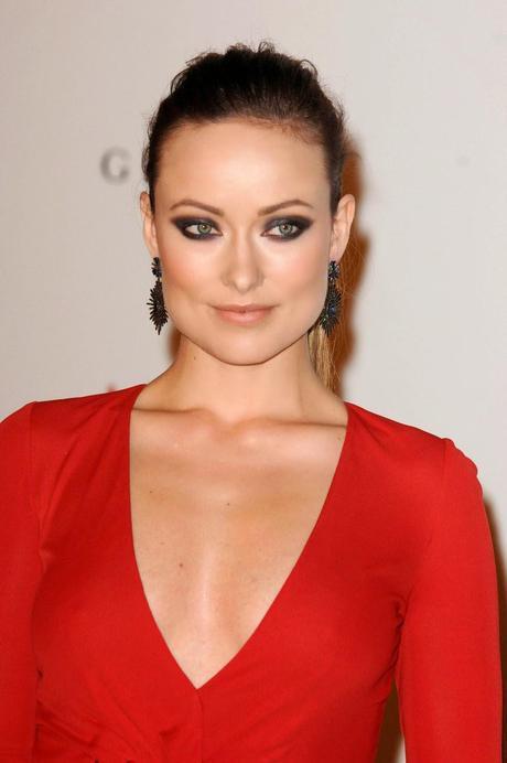Maquillarse Los Ojos Para Un Vestido Rojo Paperblog