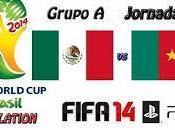 Mundial 2014: Previa México-Camerún( Grupo