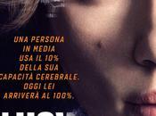 """Nuevo póster para italia """"lucy"""""""