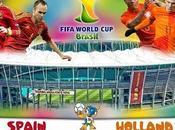 Partido España Holanda Grupo Mundial 2014