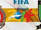 Partido México Camerún Grupo Mundial 2014