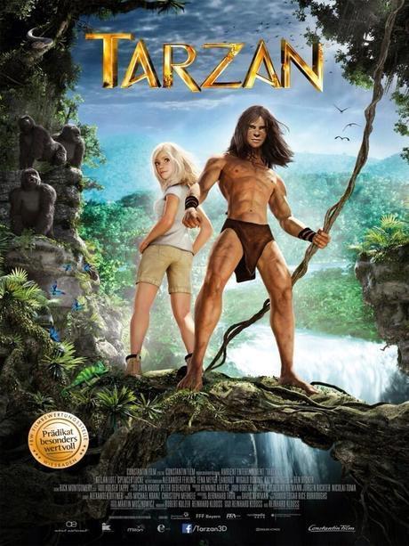 tarzan 2104 poster