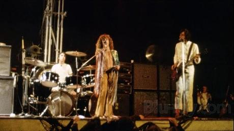 GRANDES PERFORMANCES [XXIV]: THE WHO Live At The Isle Of Wight 29/08/1970