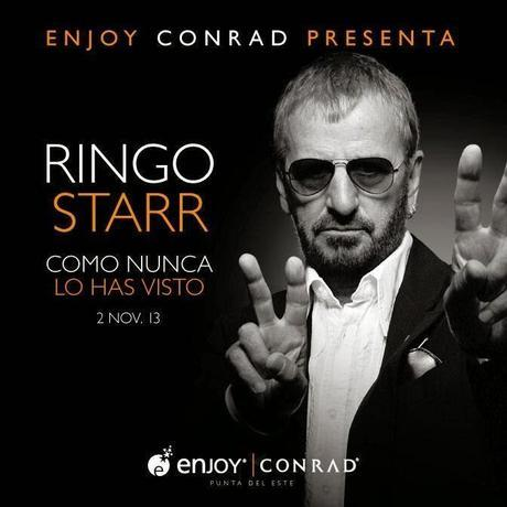 GRANDES PERFORMANCES [XIX]: RINGO STARR AND HIS ALL STARR BAND
