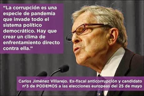 Eduardo Galeano, Naomi Klein o Noam Chomsky entre los apoyos internacionales que celebran la irrupción de PODEMOS en España.