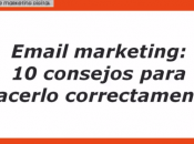Marketing Electronico Consejos Para Hacer Email
