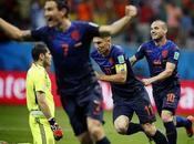 España Holanda Roja humillada herida muerte