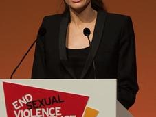 Angelina Jolie, dama honoraria Orden Miguel Jorge